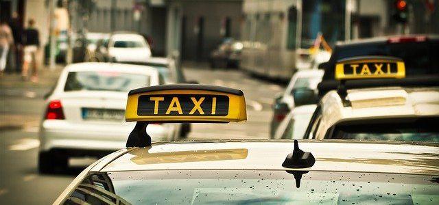 taxi praca