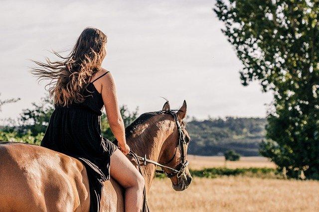 instruktor jazdy konnej