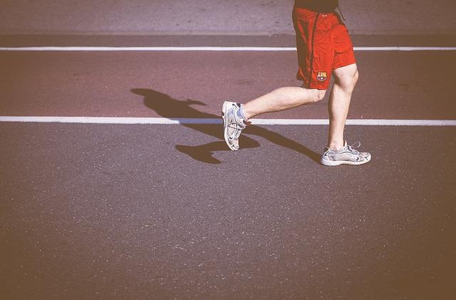 obuwie biegacza