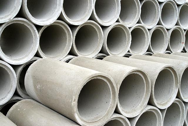kręgi betonowe do szamba